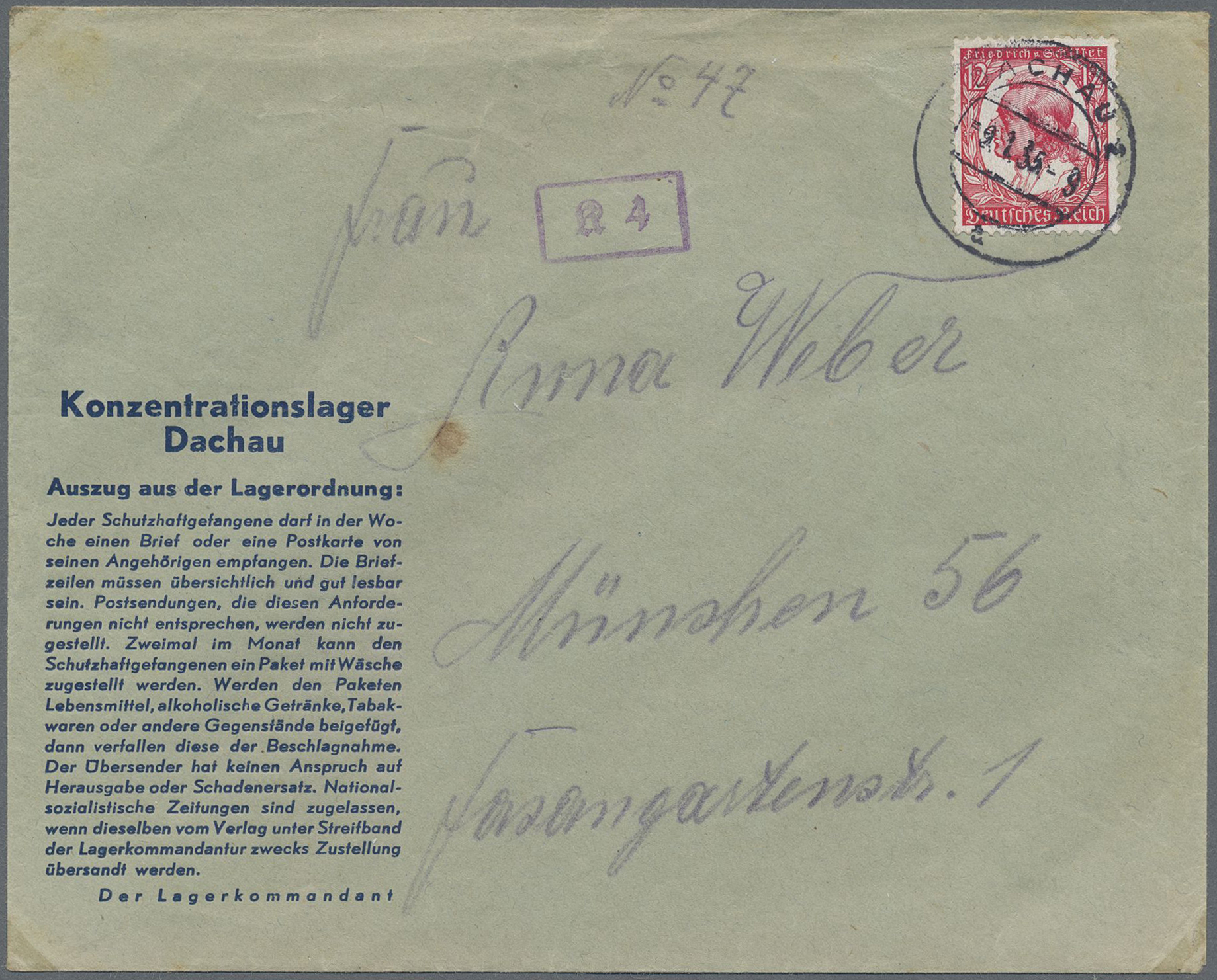 Lot 23974 - kz-post  -  Auktionshaus Christoph Gärtner GmbH & Co. KG Sale #44 Germany, Picture Post cards