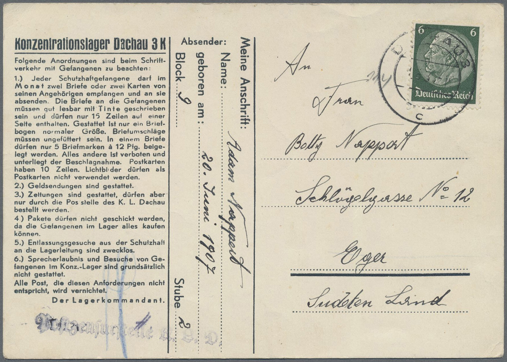 Lot 23976 - kz-post  -  Auktionshaus Christoph Gärtner GmbH & Co. KG Sale #44 Germany, Picture Post cards