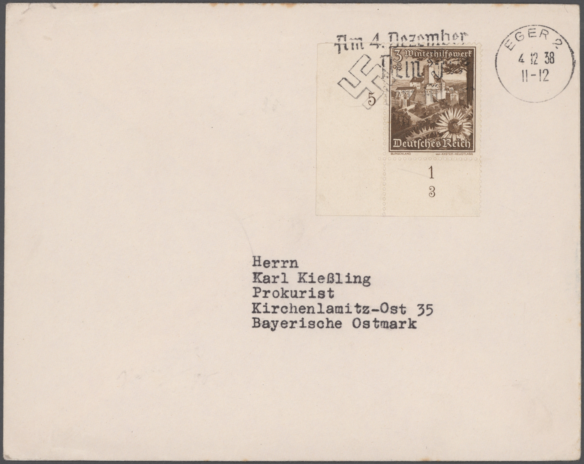 Lot 23703 - sudetenland  -  Auktionshaus Christoph Gärtner GmbH & Co. KG 50th Auction Anniversary Auction - Day 7