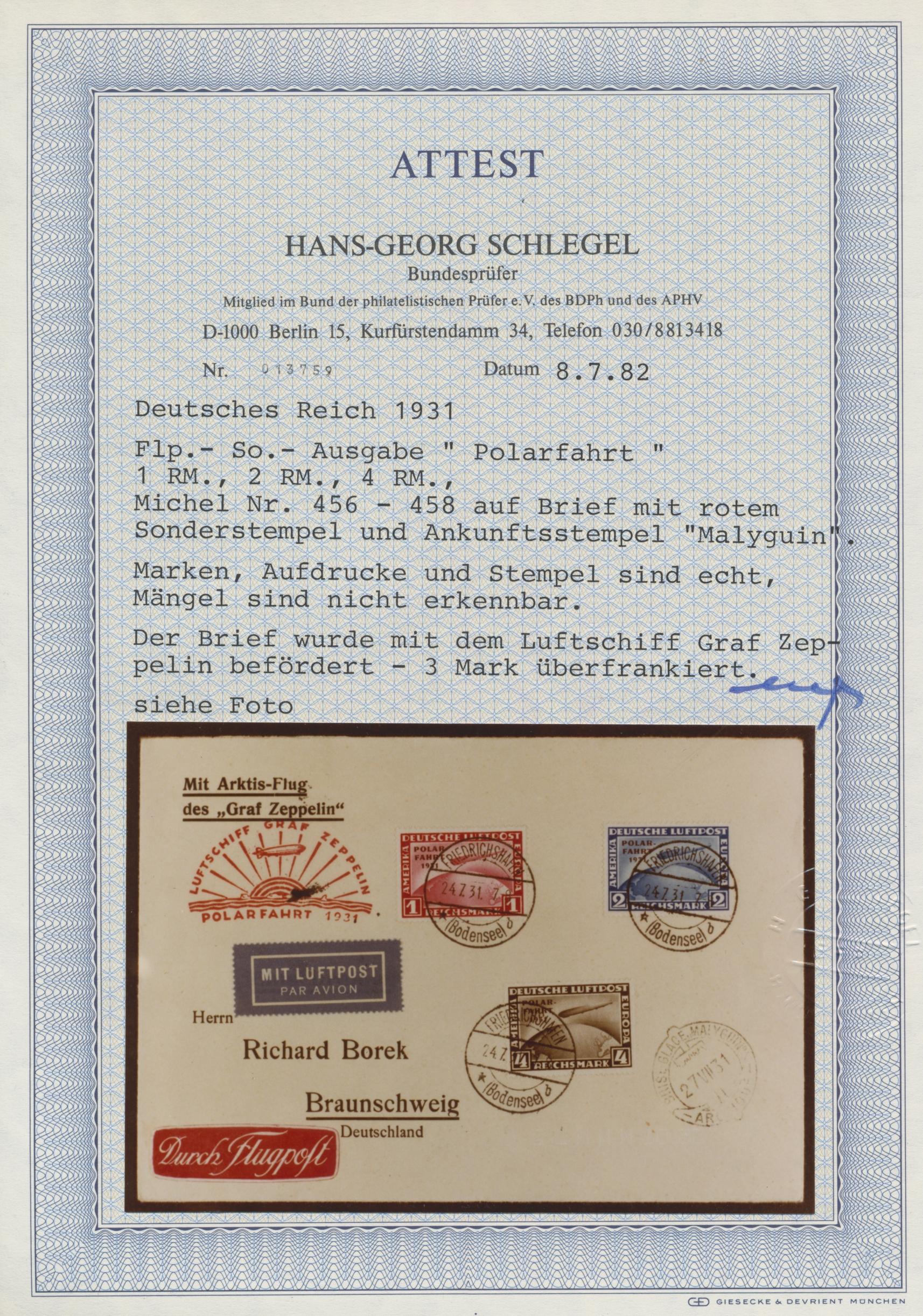 Lot 17384 - Deutsches Reich - Weimar  -  Auktionshaus Christoph Gärtner GmbH & Co. KG Sale #45- GERMANY
