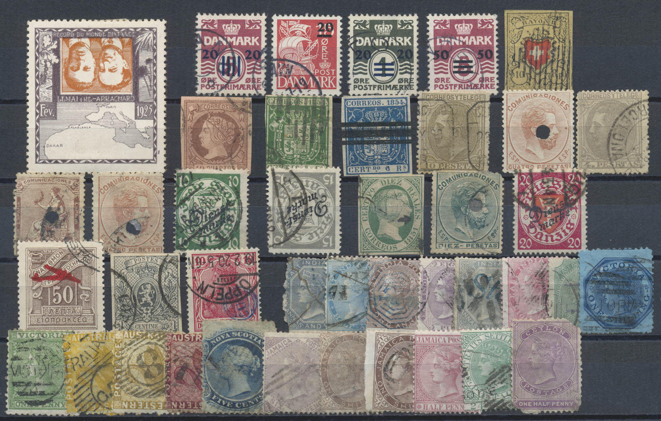 Lot 22384 - alle welt  -  Auktionshaus Christoph Gärtner GmbH & Co. KG Sale #46 Collections Worldwide
