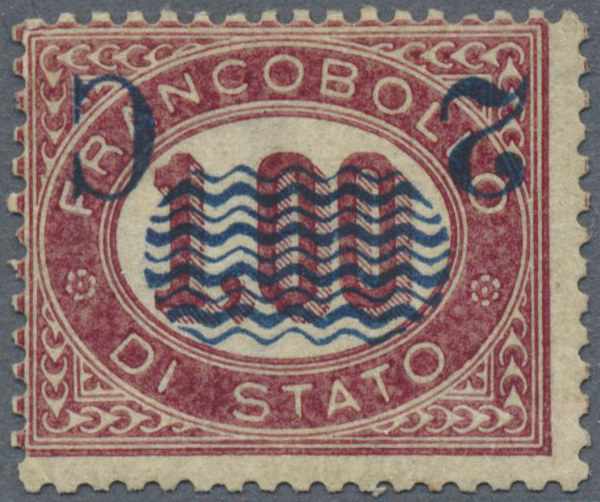Lot 17013 - italien  -  Auktionshaus Christoph Gärtner GmbH & Co. KG Single lots Philately Overseas & Europe. Auction #39 Day 4