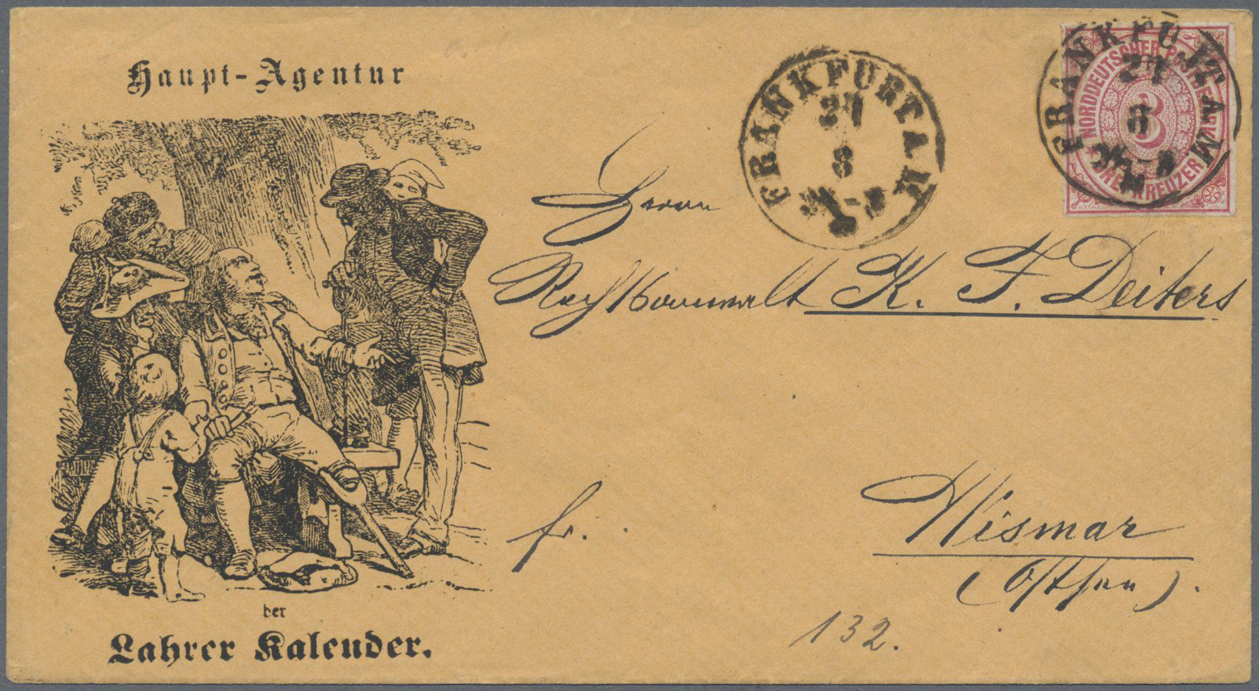 Lot 13522 - Baden - Besonderheiten  -  Auktionshaus Christoph Gärtner GmbH & Co. KG Sale #46 Single lots Germany - and picture post cards
