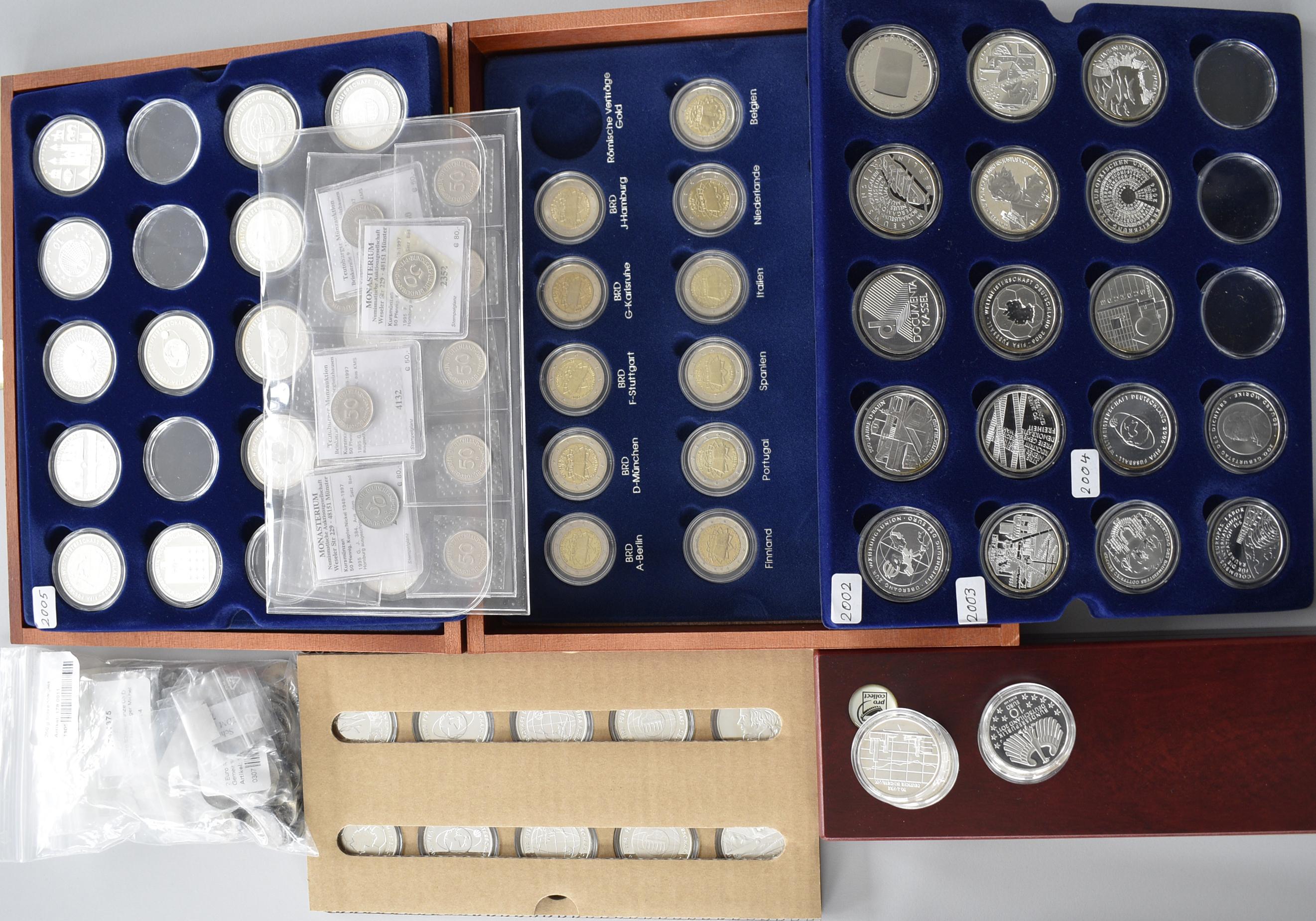Lot 26668 - Deutschland | Münzen  -  Auktionshaus Christoph Gärtner GmbH & Co. KG 50th Auction Anniversary Auction - Day 6