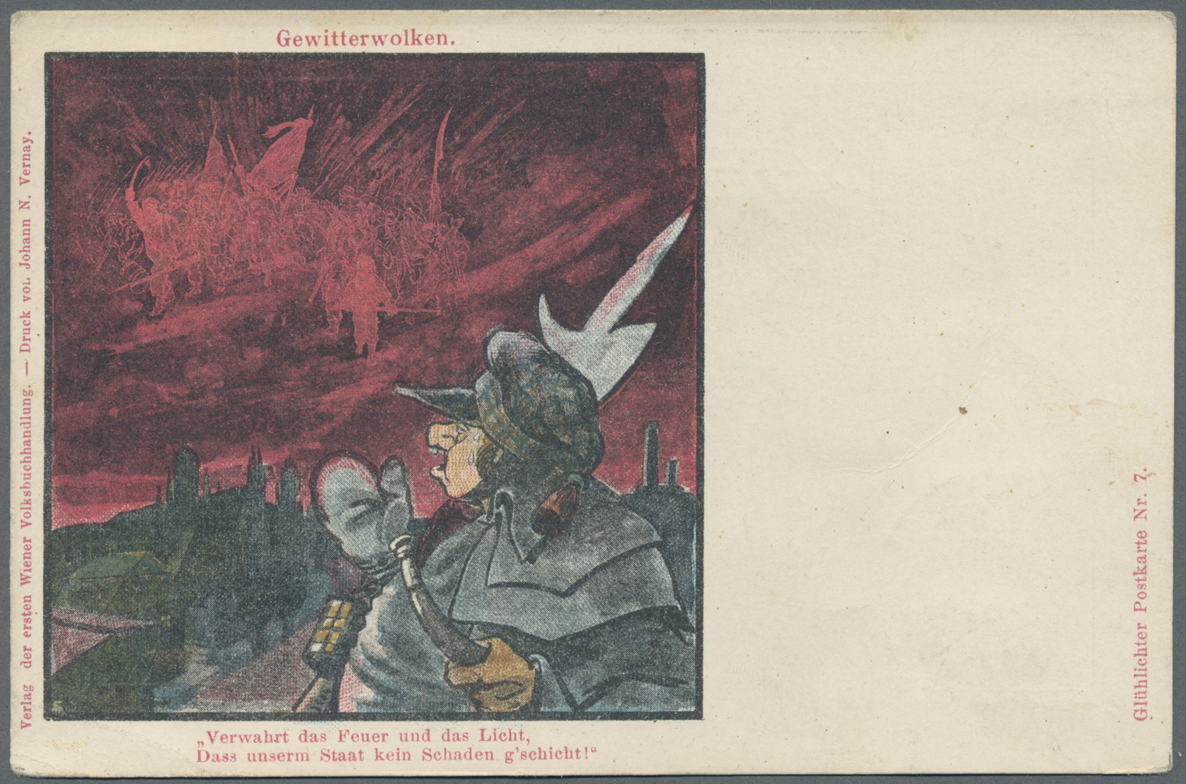 Lot 03983 - ansichtskarten: politik / politics  -  Auktionshaus Christoph Gärtner GmbH & Co. KG Special auction