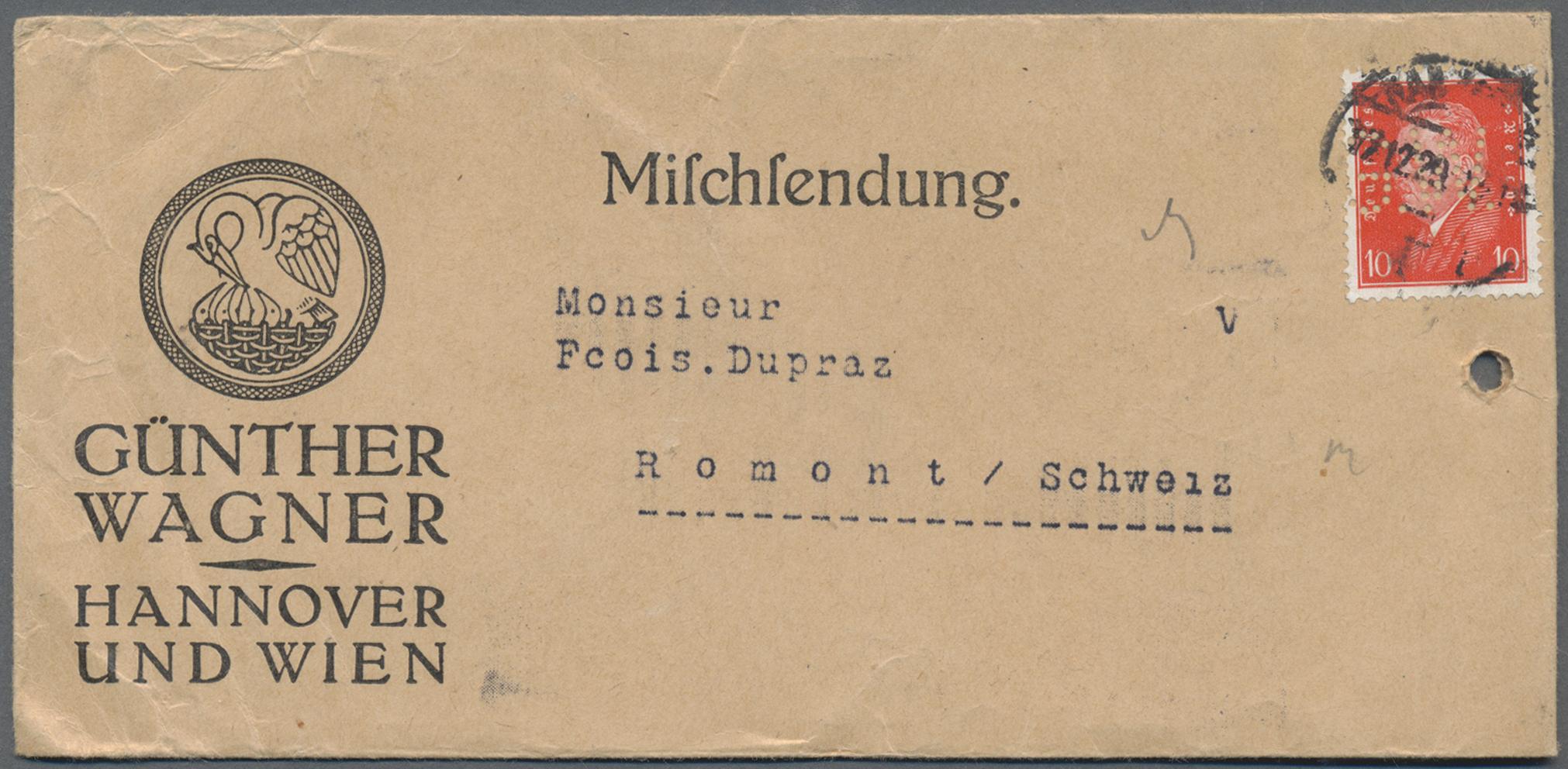 Lot 26295 - nachlässe  -  Auktionshaus Christoph Gärtner GmbH & Co. KG Sale #46 Gollcetions Germany - including the suplement