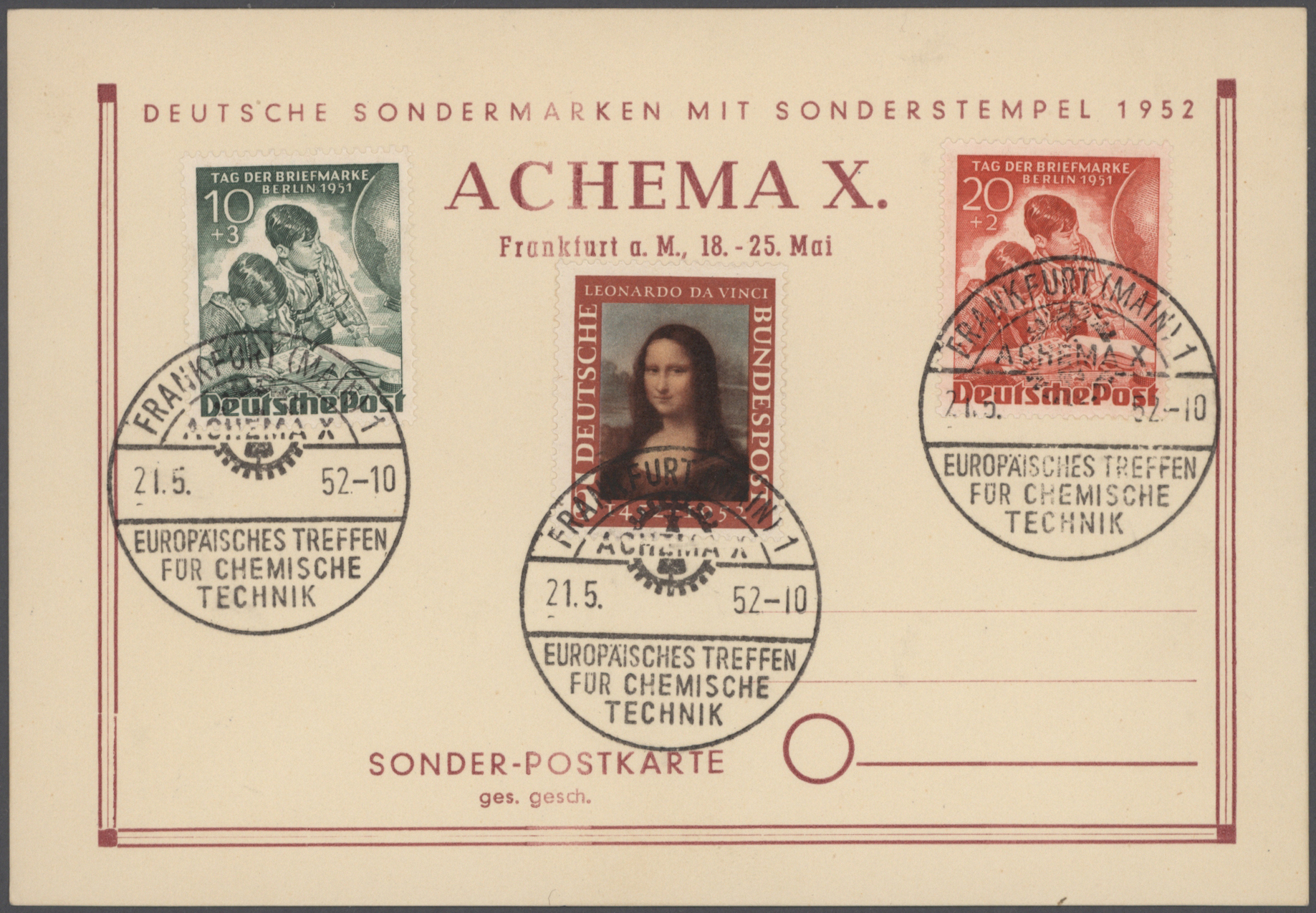 Lot 26218 - nachlässe  -  Auktionshaus Christoph Gärtner GmbH & Co. KG Sale #46 Gollcetions Germany - including the suplement