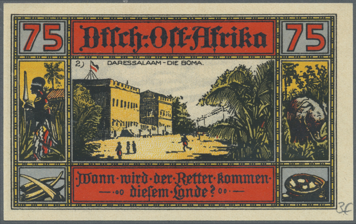 Lot 37240 - deutsche kolonien  -  Auktionshaus Christoph Gärtner GmbH & Co. KG Collections Germany,  Collections Supplement, Surprise boxes #39 Day 7