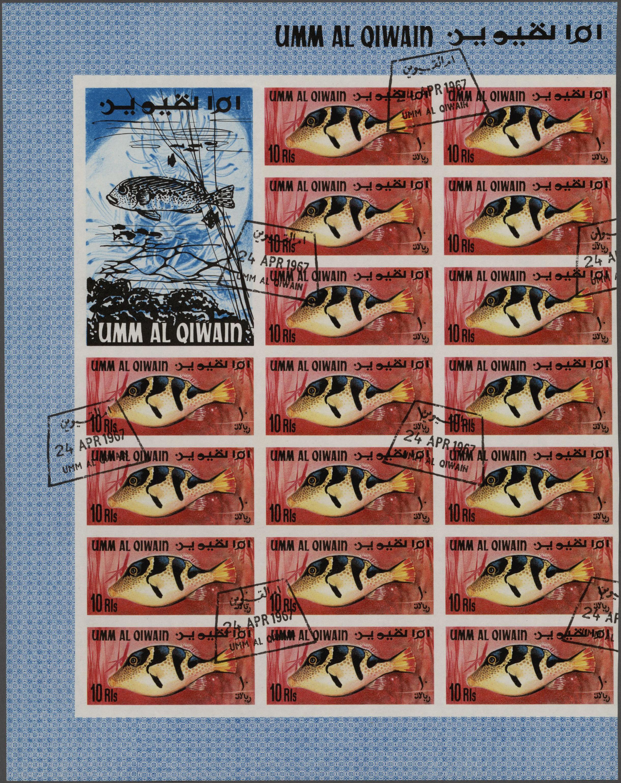 Lot 21999 - Umm al Qaiwain  -  Auktionshaus Christoph Gärtner GmbH & Co. KG Sale #46 Collections Worldwide