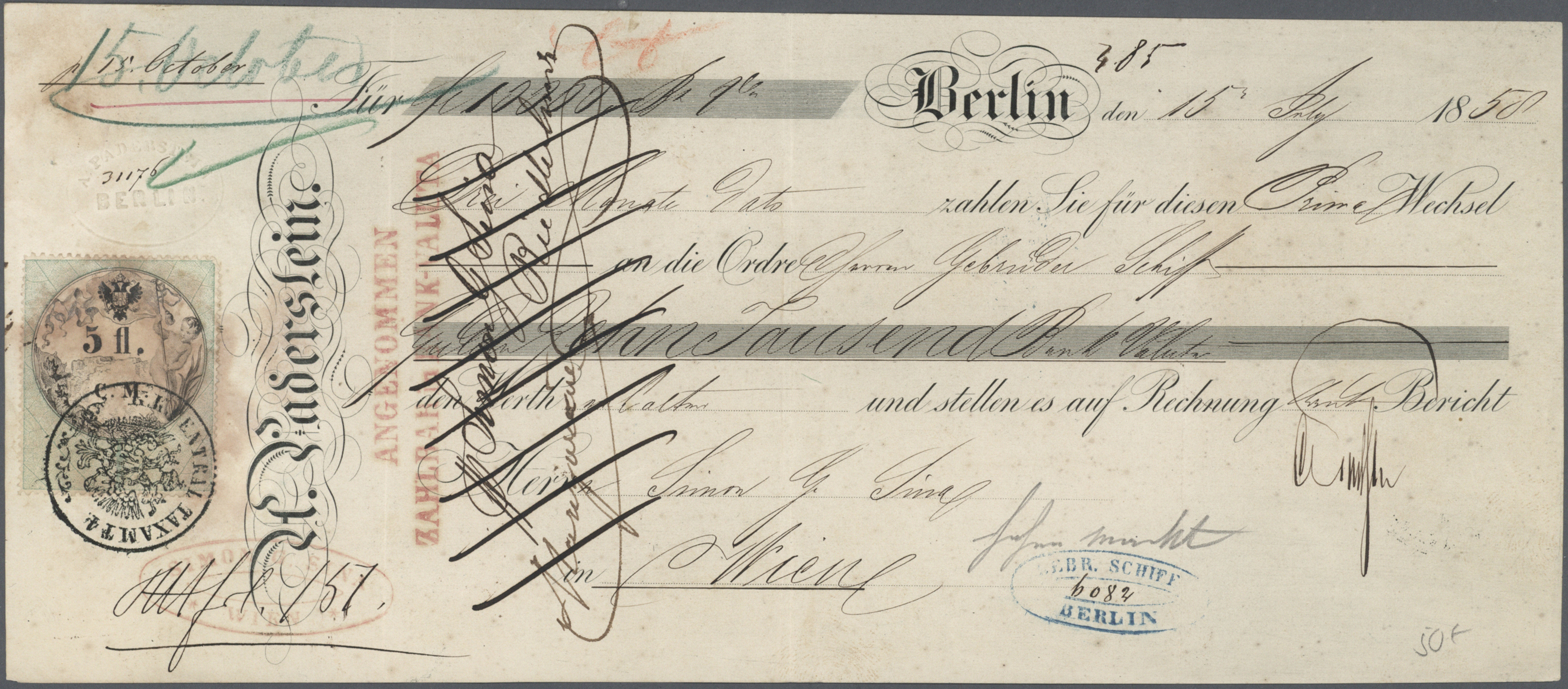 Lot 35082 - Deutschland - Sonstige | Banknoten  -  Auktionshaus Christoph Gärtner GmbH & Co. KG Collections Germany,  Collections Supplement, Surprise boxes #39 Day 7