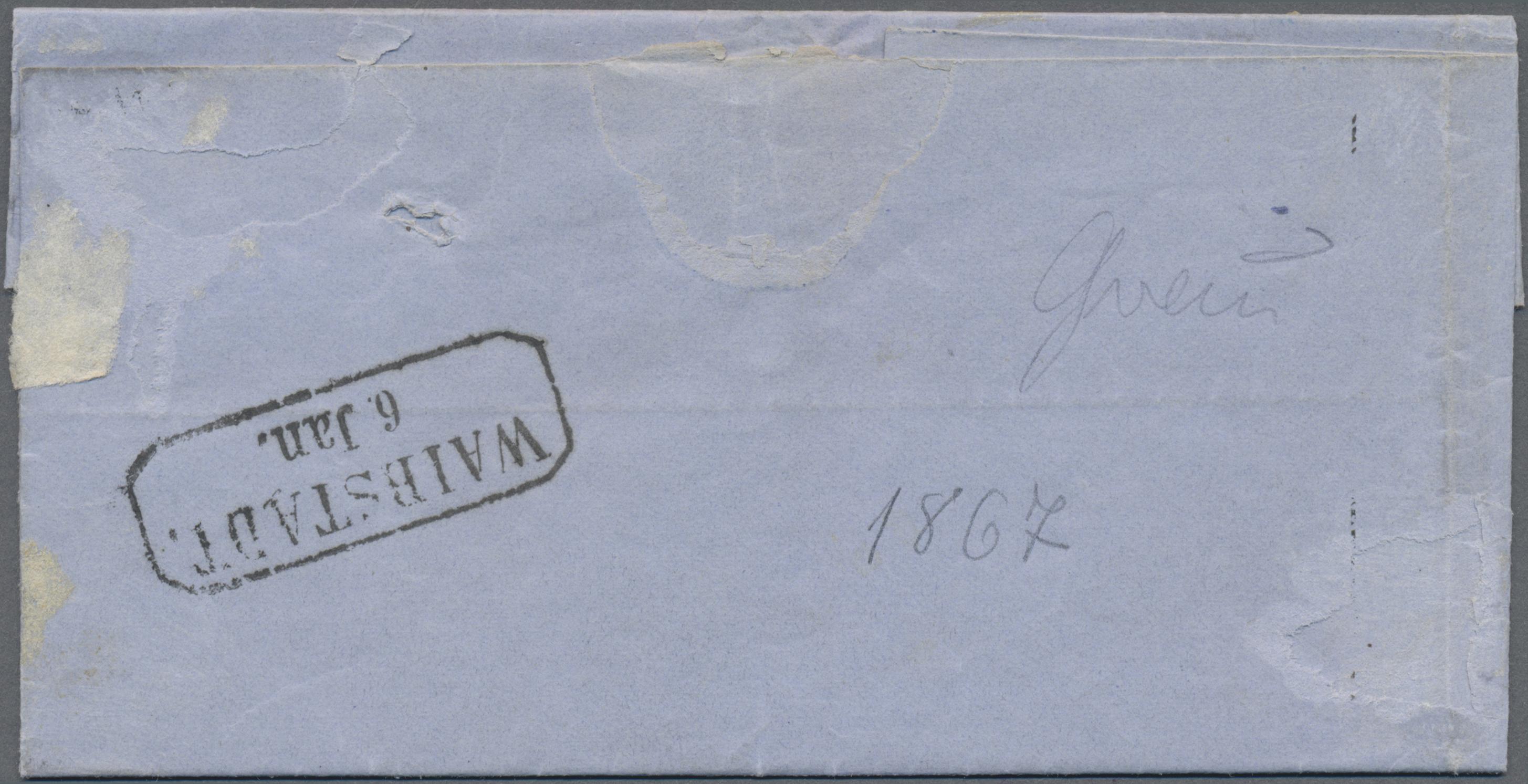 Lot 16010 - Baden - Marken und Briefe  -  Auktionshaus Christoph Gärtner GmbH & Co. KG Sale #45- GERMANY