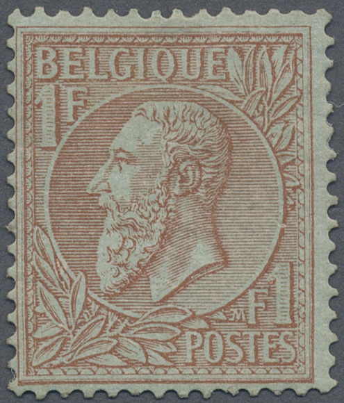 Lot 15602 - belgien  -  Auktionshaus Christoph Gärtner GmbH & Co. KG Single lots Philately Overseas & Europe. Auction #39 Day 4