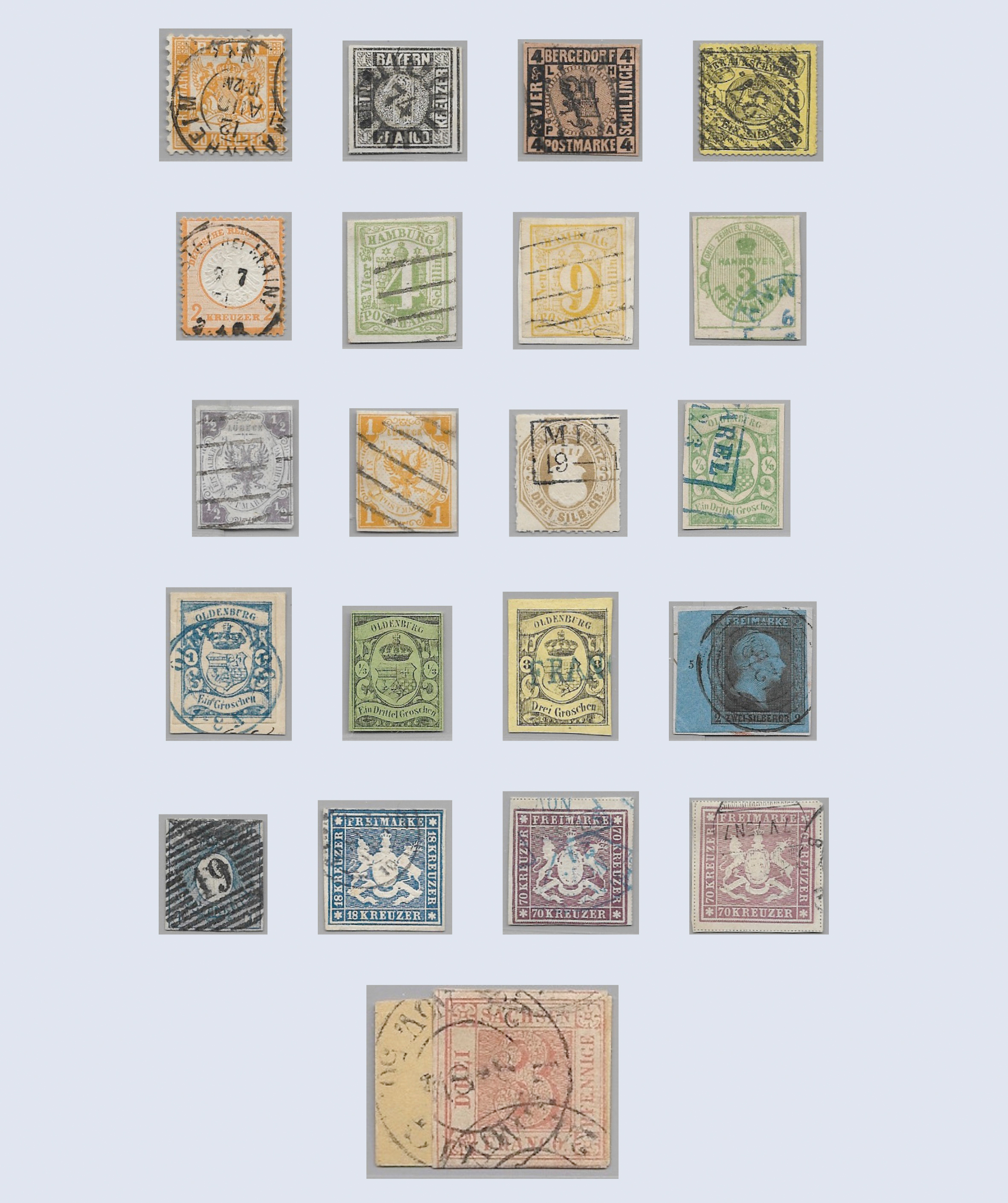 Lot 34001 - nachlässe  -  Auktionshaus Christoph Gärtner GmbH & Co. KG Collections Germany,  Collections Supplement, Surprise boxes #39 Day 7