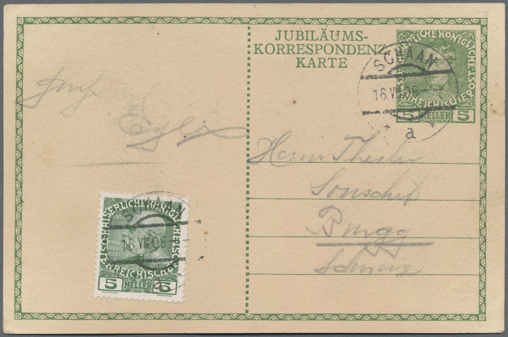 Lot 09275 - liechtenstein - vor- und mitläufer  -  Auktionshaus Christoph Gärtner GmbH & Co. KG Sale #48 The Single Lots Philatelie