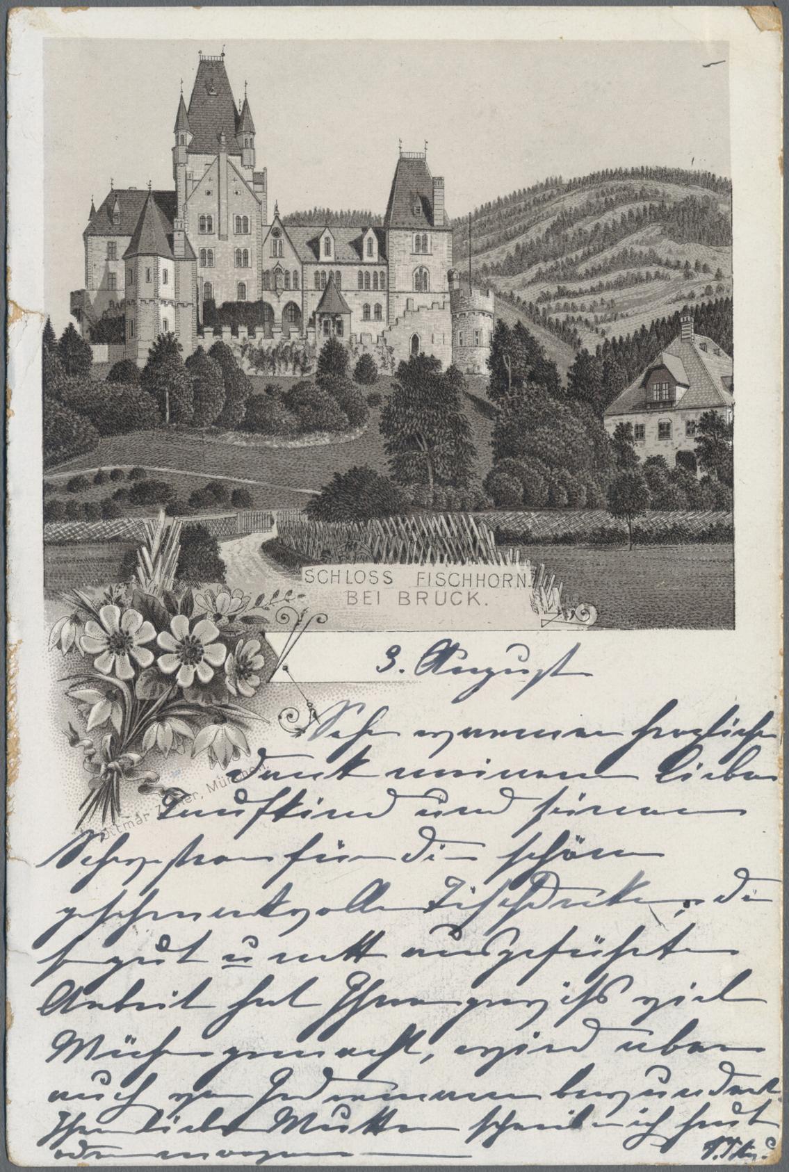 Lot 04279 - Ansichtskarten: Österreich  -  Auktionshaus Christoph Gärtner GmbH & Co. KG Sale #48 The Coins & The Picture Post Cards