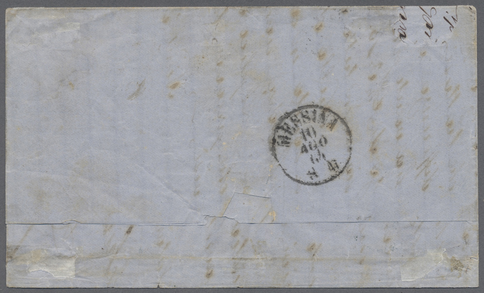 Lot 1052 - Italien - Stempel  -  Auktionshaus Christoph Gärtner GmbH & Co. KG Auction #41 Special auction part one