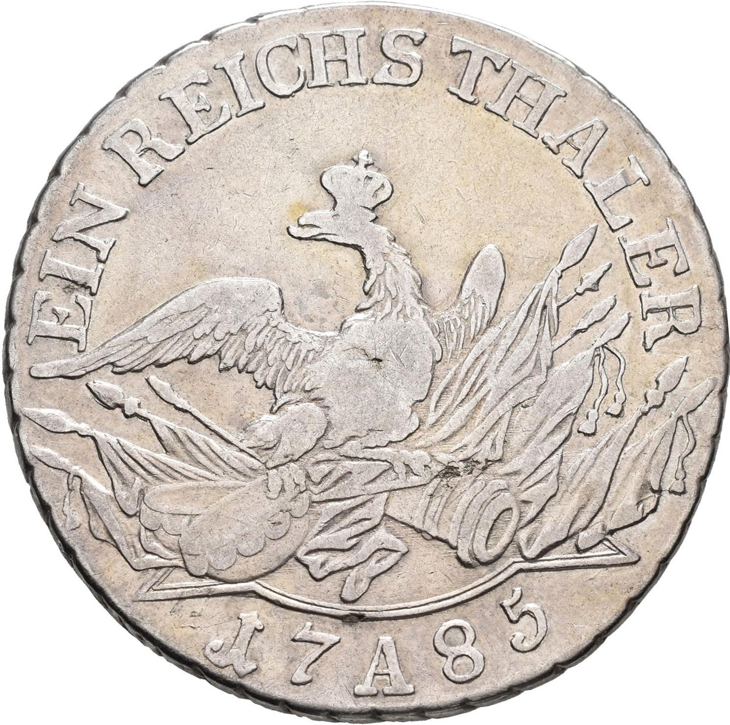 Lot 04465 - Altdeutschland und RDR bis 1800 | Münzen  -  Auktionshaus Christoph Gärtner GmbH & Co. KG Sale #45 Banknotes Germany/Numismatics
