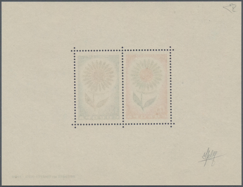 Briefmarken Europa 782-83 Postfrisch