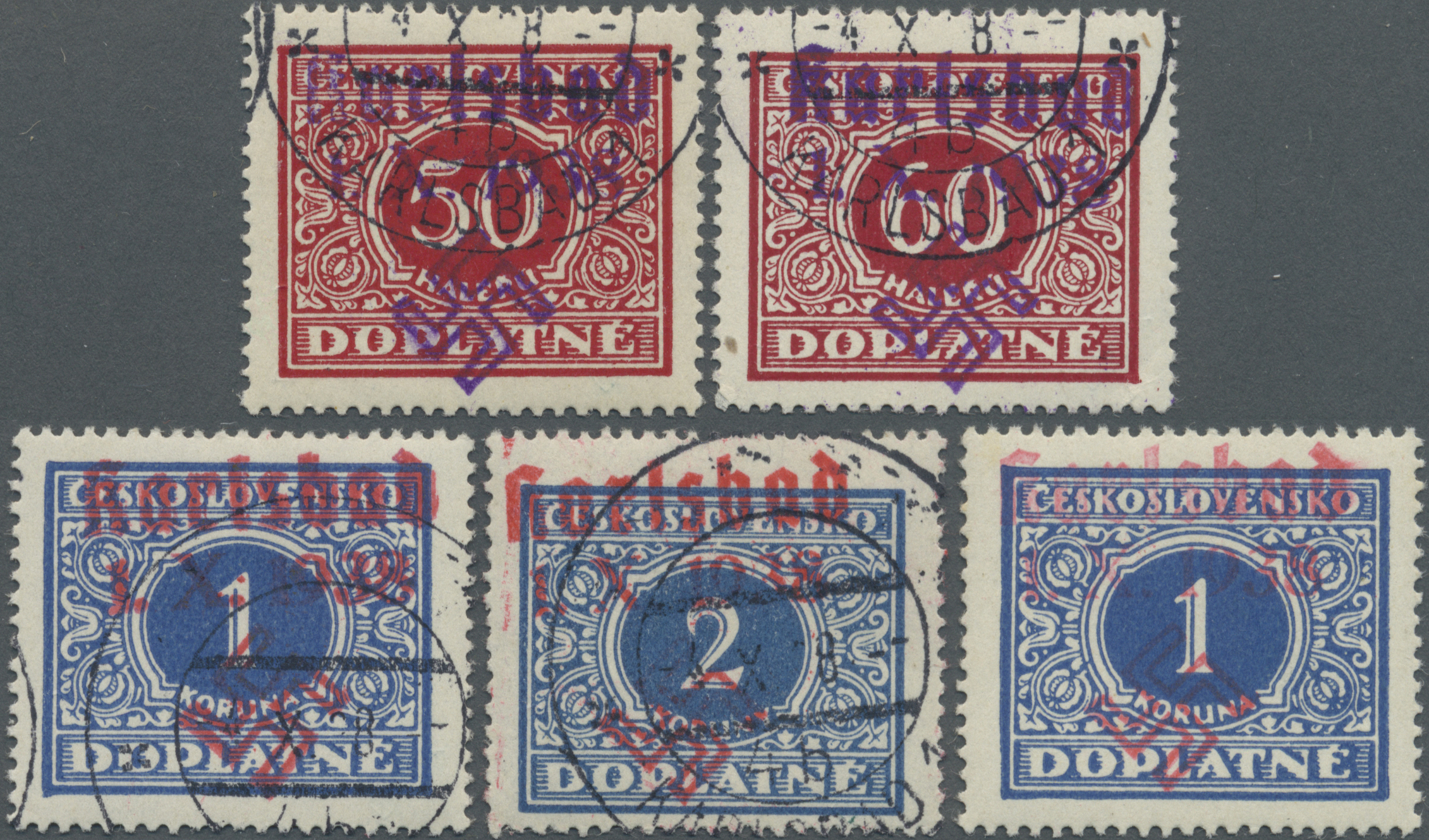 Lot 31957 - sudetenland - karlsbad  -  Auktionshaus Christoph Gärtner GmbH & Co. KG Auction #40 Collections Germany, Wunderkartons