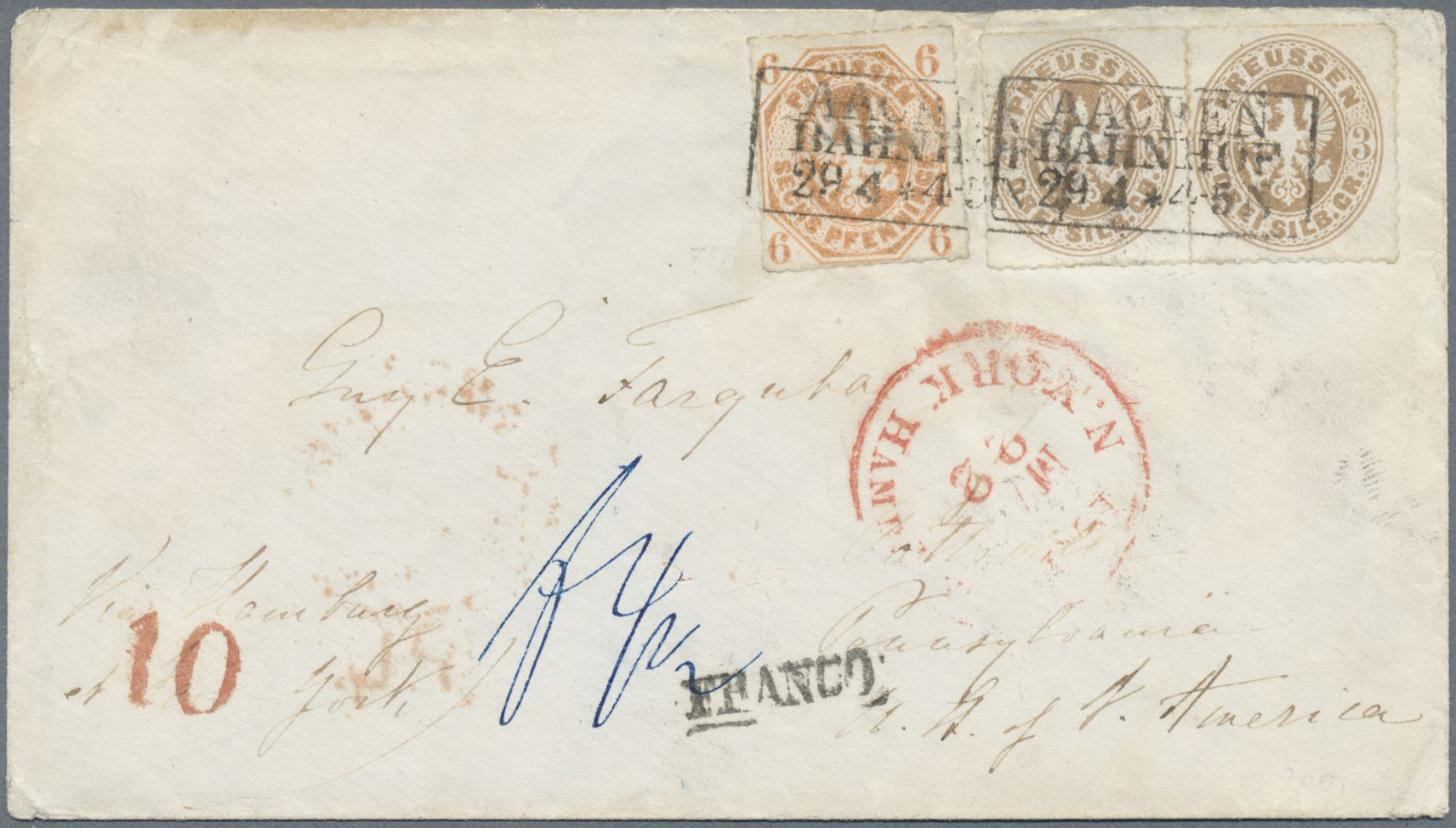 Lot 17406 - Preußen - Marken und Briefe  -  Auktionshaus Christoph Gärtner GmbH & Co. KG Auction #40 Germany, Picture Post Cards, Collections Overseas, Thematics