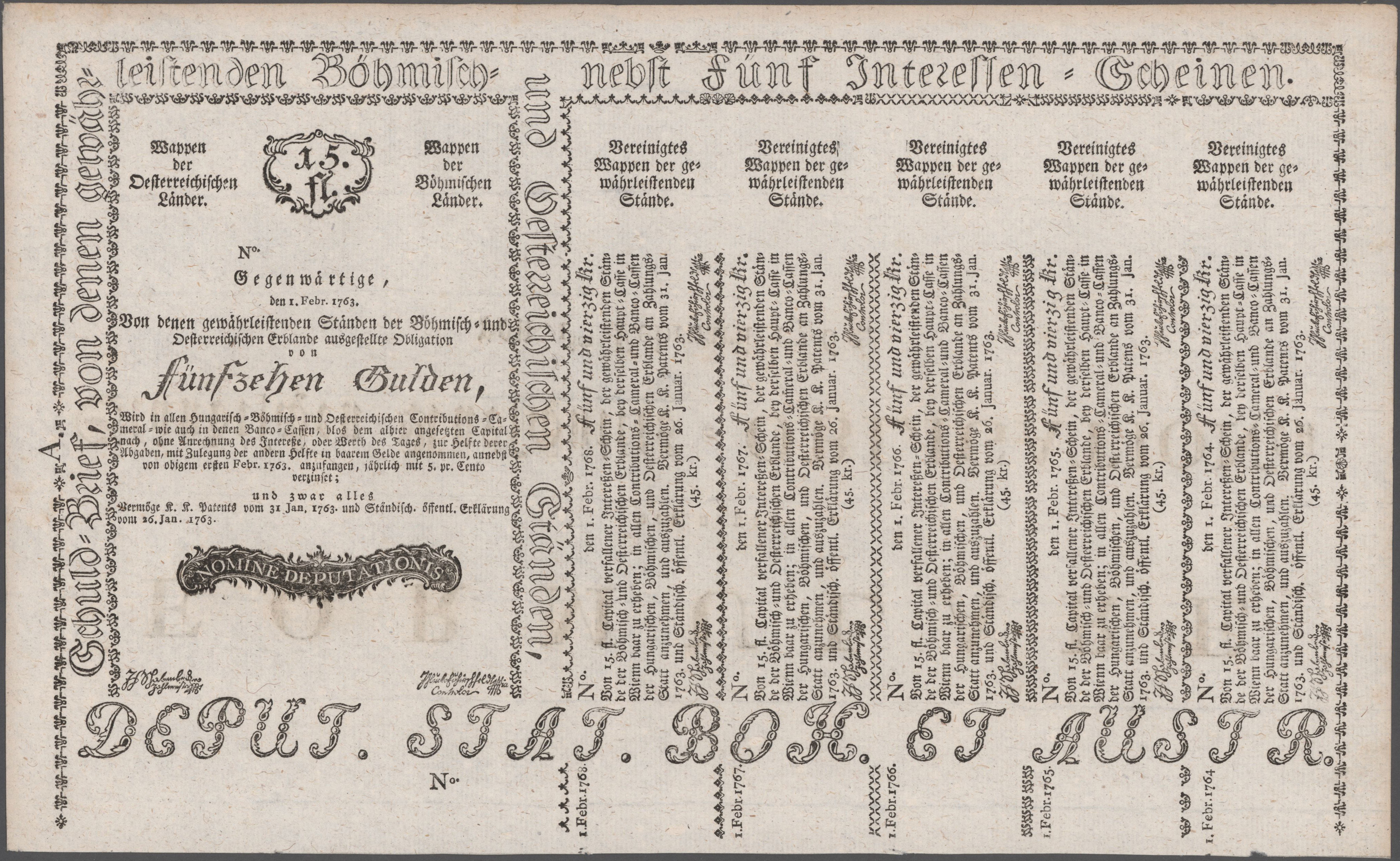 Lot 00050 - Austria / Österreich | Banknoten  -  Auktionshaus Christoph Gärtner GmbH & Co. KG Sale #48 The Banknotes