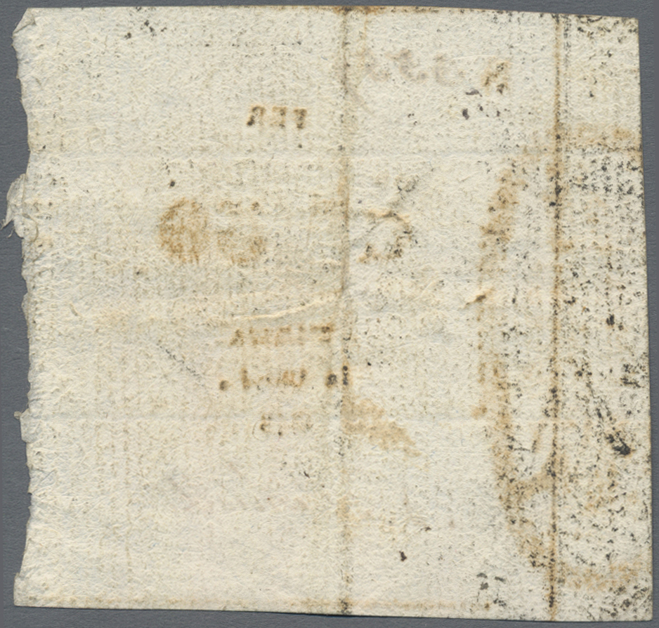 Lot 00466 - Italy / Italien | Banknoten  -  Auktionshaus Christoph Gärtner GmbH & Co. KG Sale #48 The Banknotes