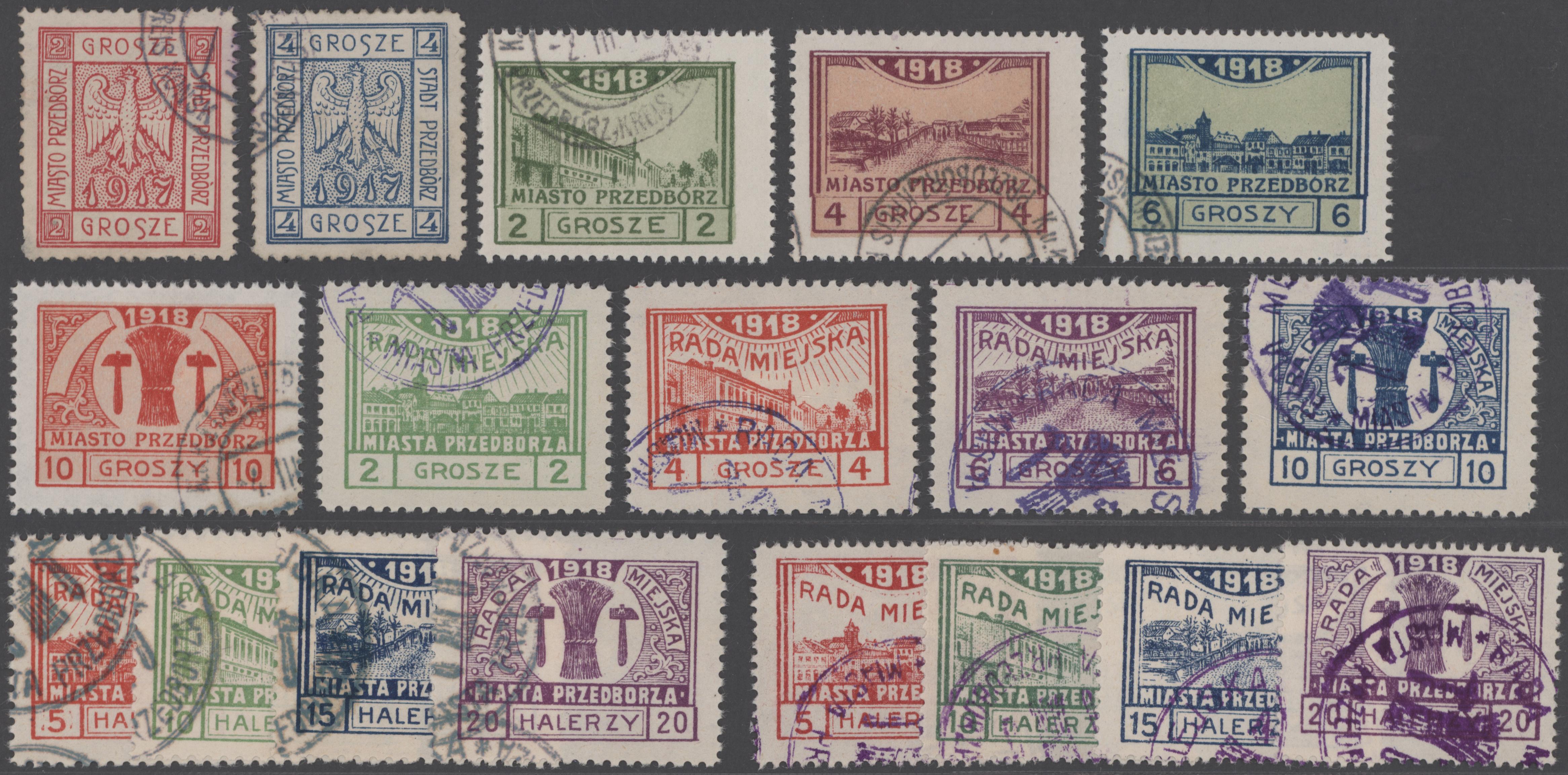 Lot 19151 - Polen - Bestellpostanstalten  -  Auktionshaus Christoph Gärtner GmbH & Co. KG 50th Auction Anniversary Auction - Day 5