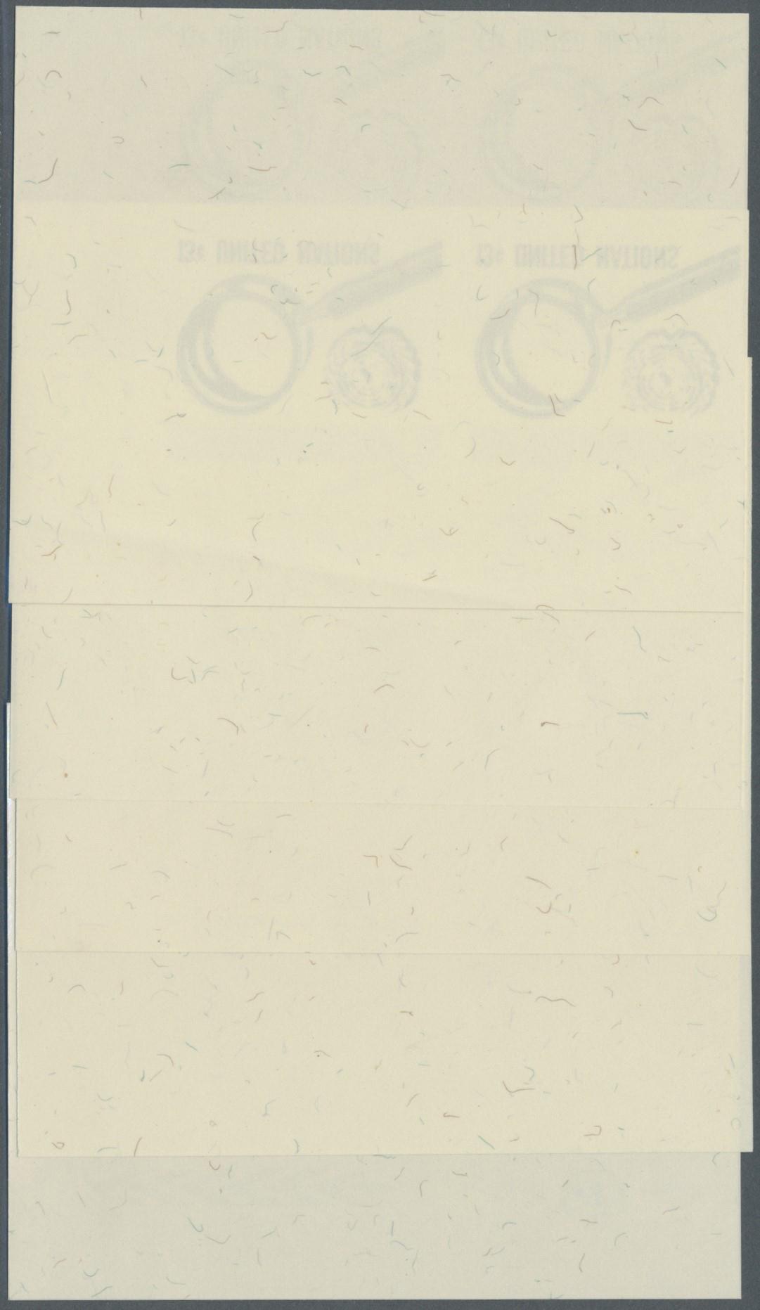 Lot 14806 - Vereinte Nationen - New York  -  Auktionshaus Christoph Gärtner GmbH & Co. KG Single lots Philately Overseas & Europe. Auction #39 Day 4