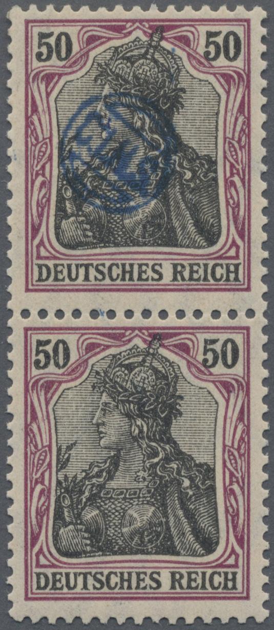 Lot 00053 - Deutsche Abstimmungsgebiete: Oberschlesien - Französische Besatzung  -  Auktionshaus Christoph Gärtner GmbH & Co. KG Sale #44 The PETER ZGONC COLLECTION