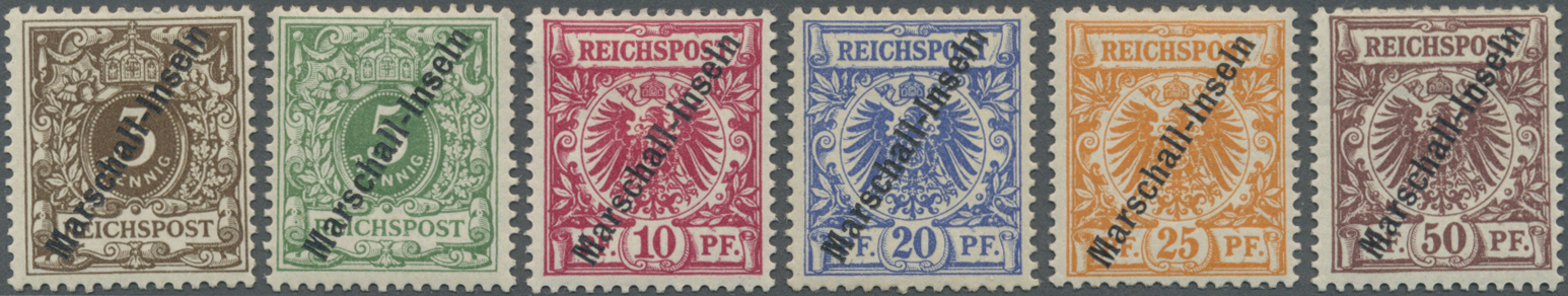 Lot 18763 - Deutsche Kolonien - Marshall-Inseln  -  Auktionshaus Christoph Gärtner GmbH & Co. KG Auction #40 Germany, Picture Post Cards, Collections Overseas, Thematics