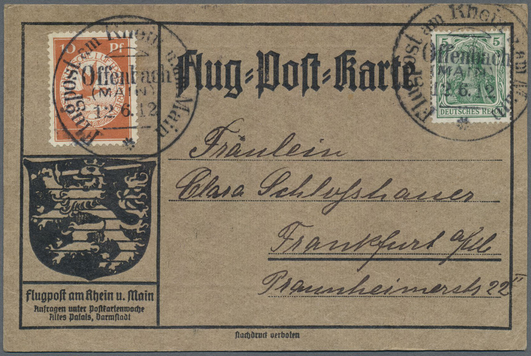 Lot 34221 - nachlässe  -  Auktionshaus Christoph Gärtner GmbH & Co. KG Collections Germany,  Collections Supplement, Surprise boxes #39 Day 7