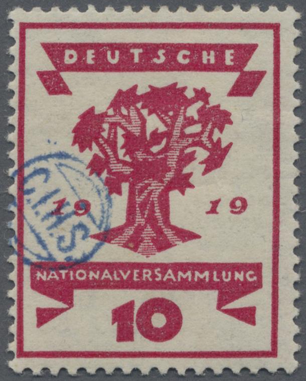 Lot 00060 - Deutsche Abstimmungsgebiete: Oberschlesien - Französische Besatzung  -  Auktionshaus Christoph Gärtner GmbH & Co. KG Sale #44 The PETER ZGONC COLLECTION