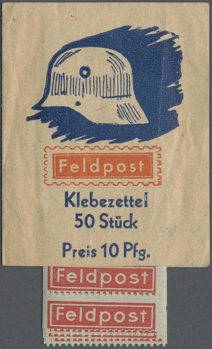 Stamp Auction Feldpost 1 Weltkrieg Auction 40 Germany