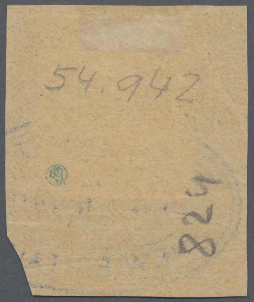Lot 00008 - Deutsch-Neuguinea - Britische Besetzung  -  Auktionshaus Christoph Gärtner GmbH & Co. KG Special Auction Collection PETER ZGONC