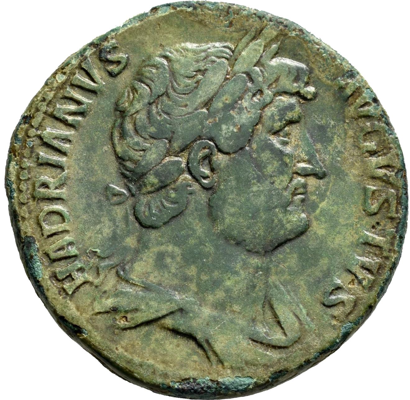 Coin Auction Hadrian (117 138) | Antike Rom
