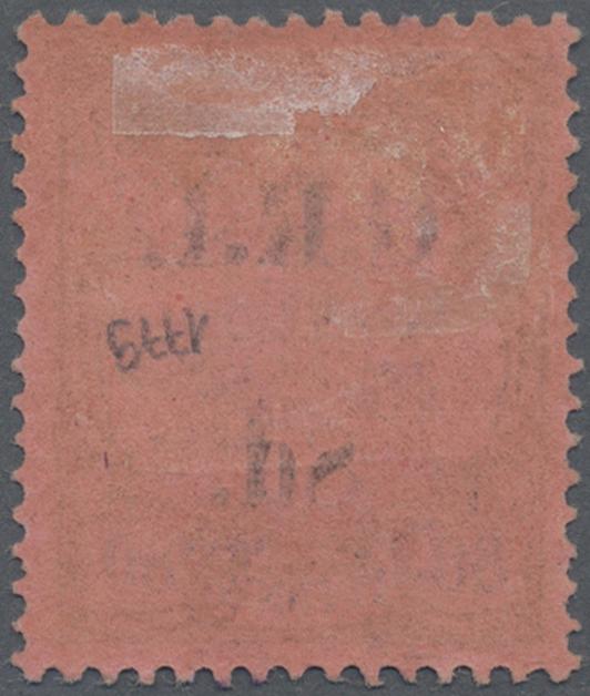 Lot 00019 - Deutsch-Neuguinea - Britische Besetzung  -  Auktionshaus Christoph Gärtner GmbH & Co. KG Special Auction Collection PETER ZGONC