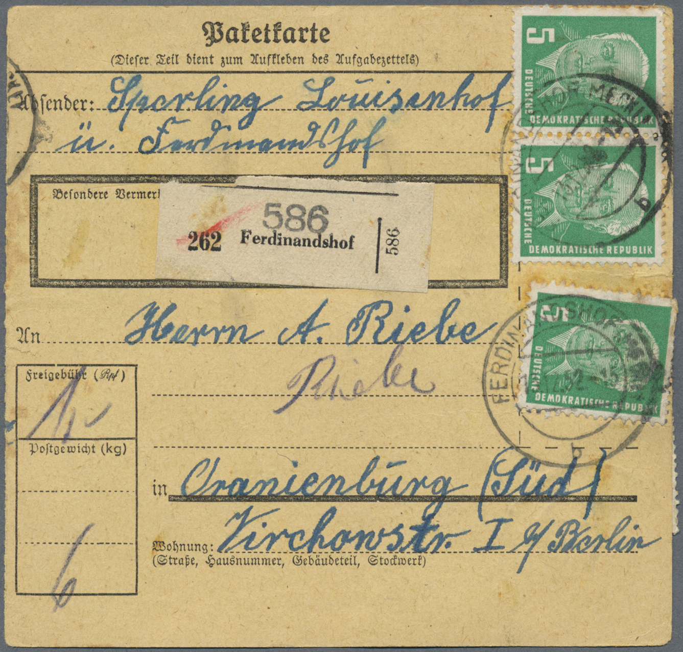 Lot 20200 - ddr  -  Auktionshaus Christoph Gärtner GmbH & Co. KG Auction #40 Germany, Picture Post Cards, Collections Overseas, Thematics