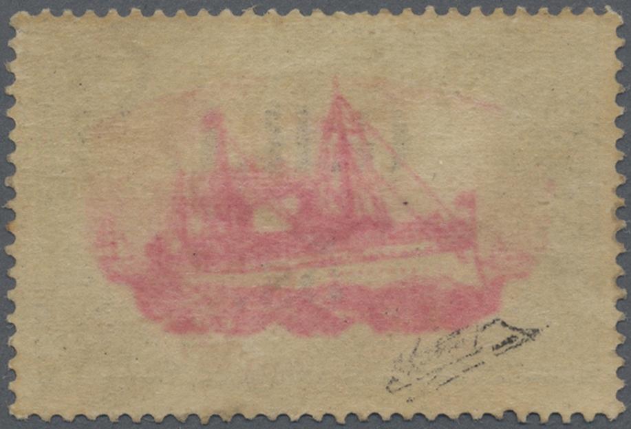 Lot 00025 - Deutsch-Neuguinea - Britische Besetzung  -  Auktionshaus Christoph Gärtner GmbH & Co. KG Special Auction Collection PETER ZGONC