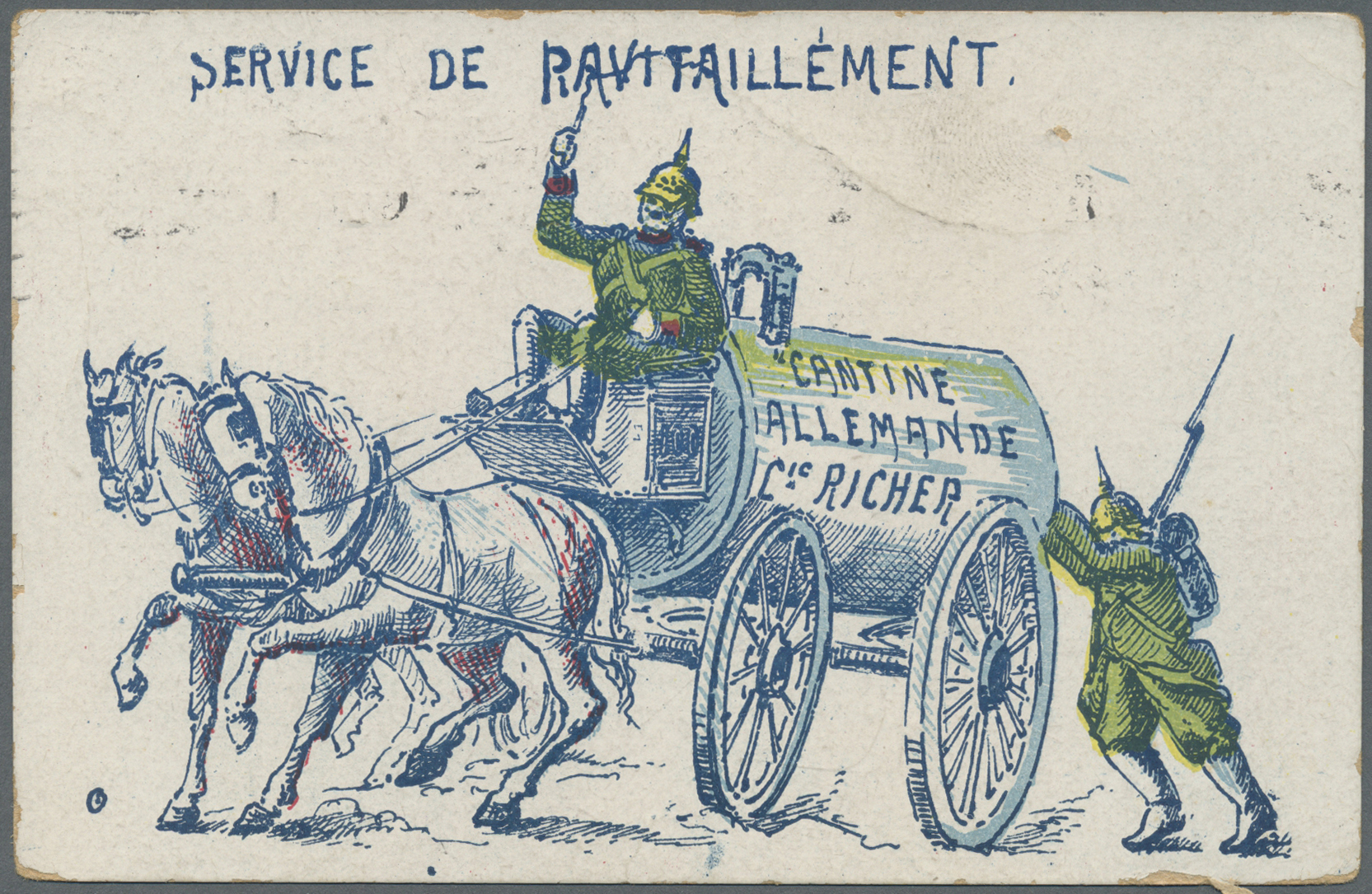 Lot 21347 - ansichtskarten: politik / politics  -  Auktionshaus Christoph Gärtner GmbH & Co. KG Auction #40 Germany, Picture Post Cards, Collections Overseas, Thematics