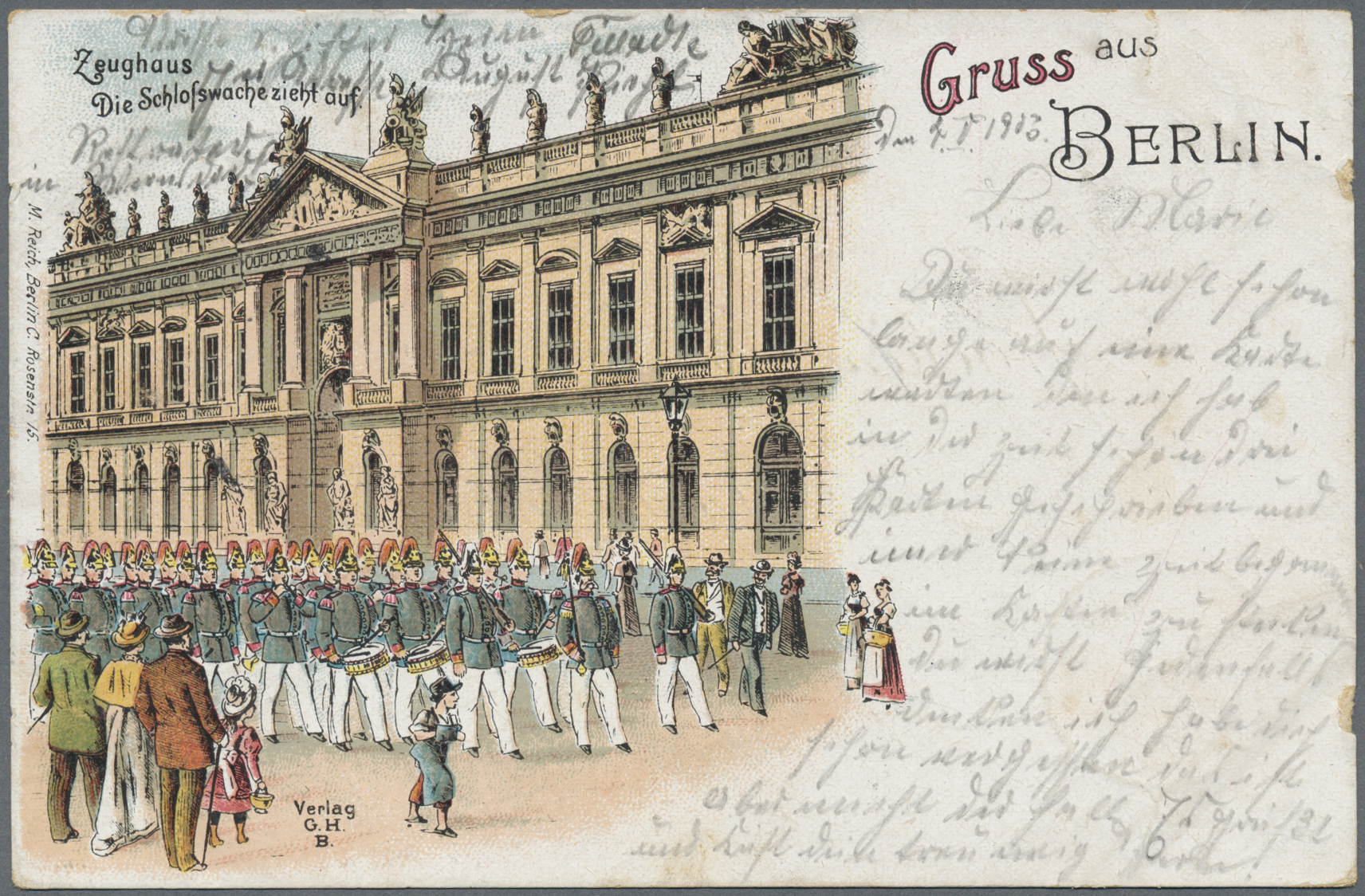 Lot 21730 - Ansichtskarten: Berlin  -  Auktionshaus Christoph Gärtner GmbH & Co. KG Auction #40 Germany, Picture Post Cards, Collections Overseas, Thematics