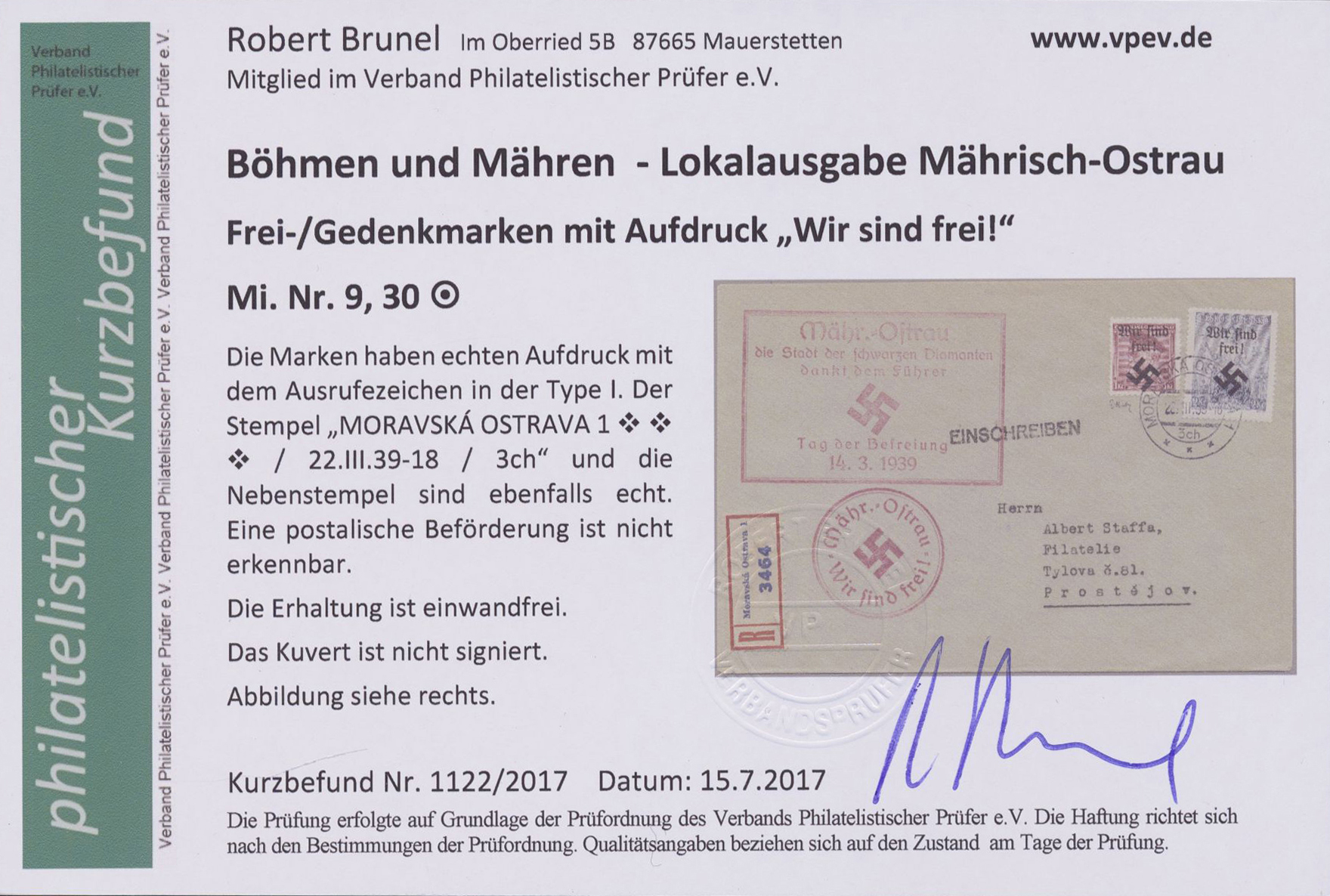 Lot 37476 - sudetenland  -  Auktionshaus Christoph Gärtner GmbH & Co. KG Collections Germany,  Collections Supplement, Surprise boxes #39 Day 7