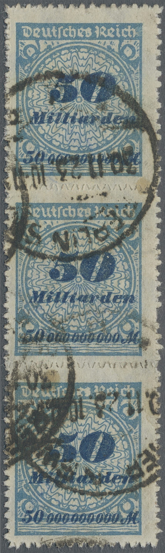 Lot 36673 - Deutsches Reich - Inflation  -  Auktionshaus Christoph Gärtner GmbH & Co. KG Sale #44 Collections Germany