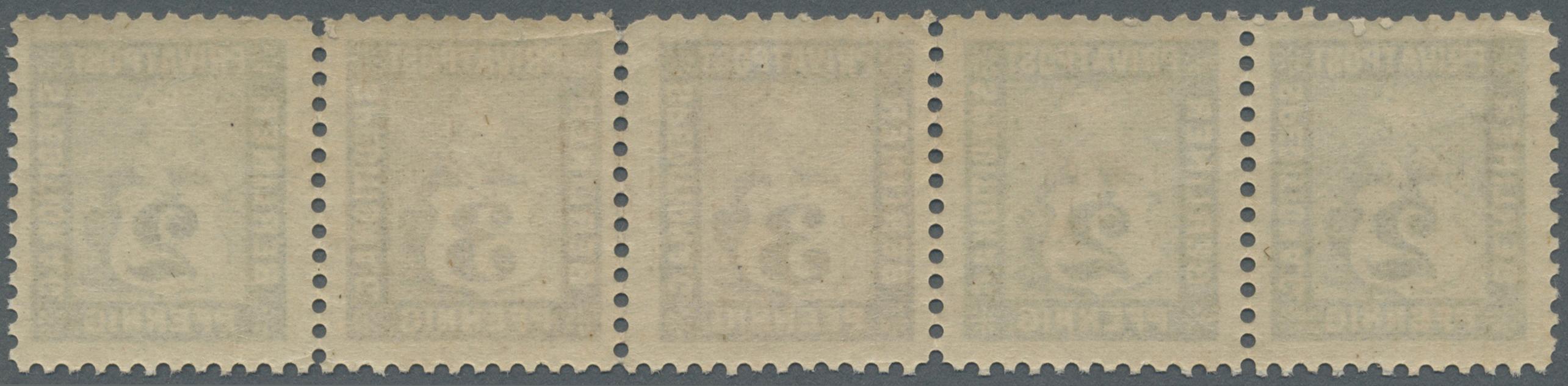 Lot 11193 - Deutsches Reich - Privatpost (Stadtpost)  -  Auktionshaus Christoph Gärtner GmbH & Co. KG Sale #48 The Single Lots Philatelie