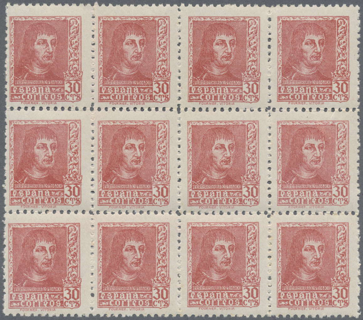 Lot 19233 - spanien  -  Auktionshaus Christoph Gärtner GmbH & Co. KG Sale #48 collections Overseas  Airmail / Ship mail & Thematics