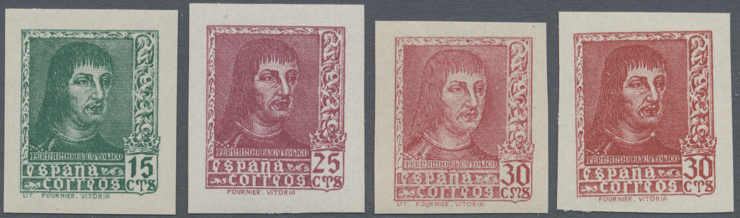 Lot 19239 - spanien  -  Auktionshaus Christoph Gärtner GmbH & Co. KG Sale #48 collections Overseas  Airmail / Ship mail & Thematics