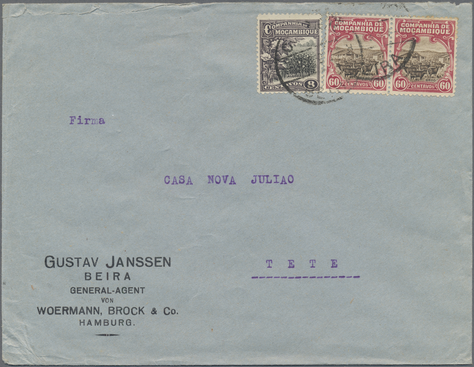 Lot 16825 - mocambique  -  Auktionshaus Christoph Gärtner GmbH & Co. KG 50th Auction Anniversary Auction - Day 5
