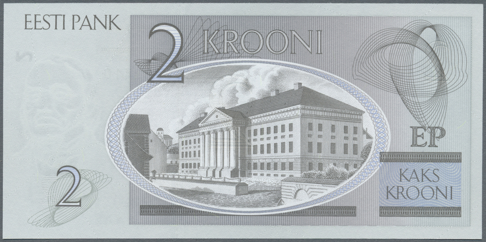 Lot 01032 - Estonia / Estland | Banknoten  -  Auktionshaus Christoph Gärtner GmbH & Co. KG Sale #48 The Banknotes