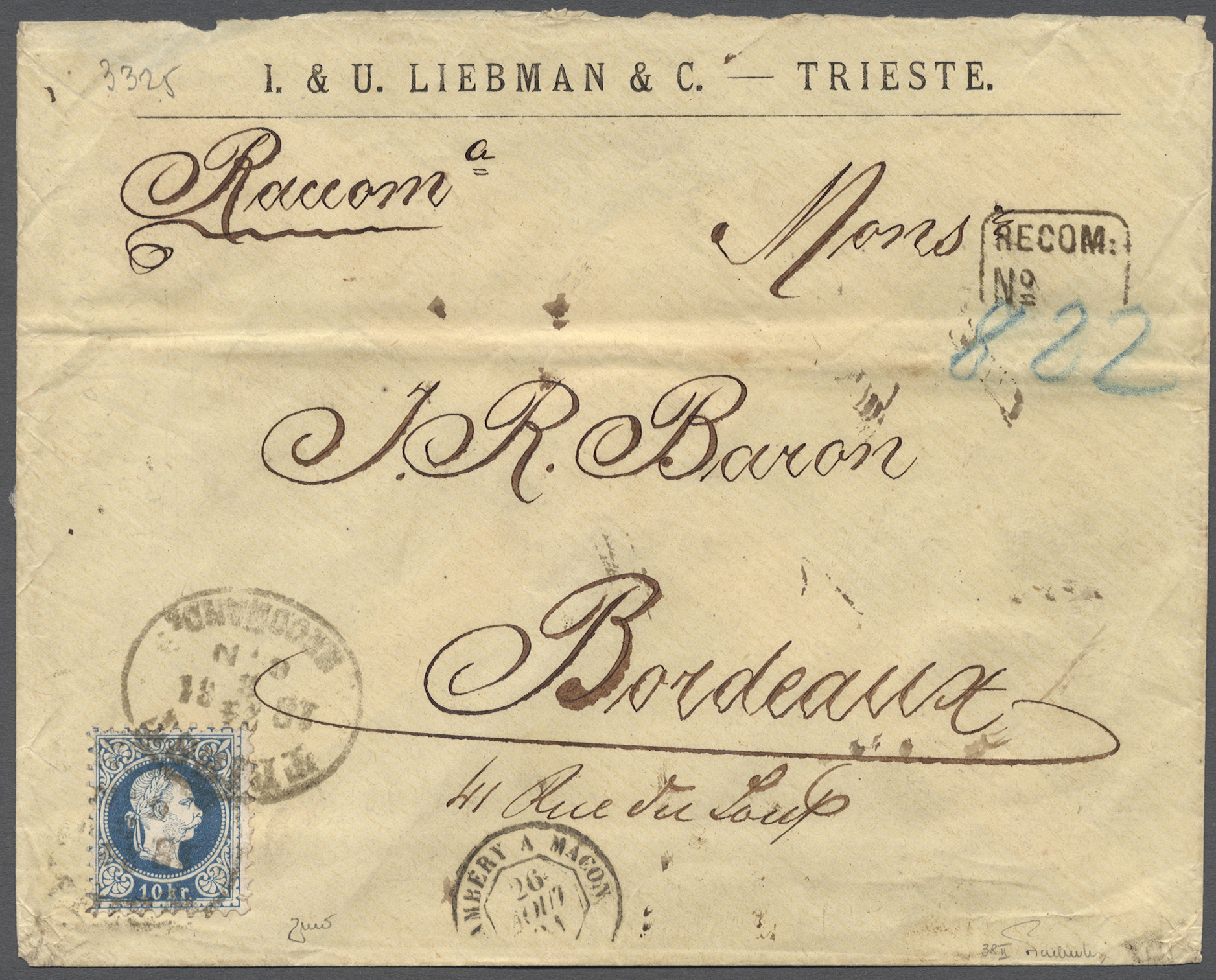 Lot 1847 - österreich  -  Auktionshaus Christoph Gärtner GmbH & Co. KG Auction #41 Special auction part two