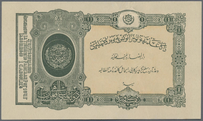 Lot 8000 - Afghanistan banknoten -  Auktionshaus Christoph Gärtner GmbH & Co. KG Sale #47 Banknotes Worldwide & Germany, Numismatics