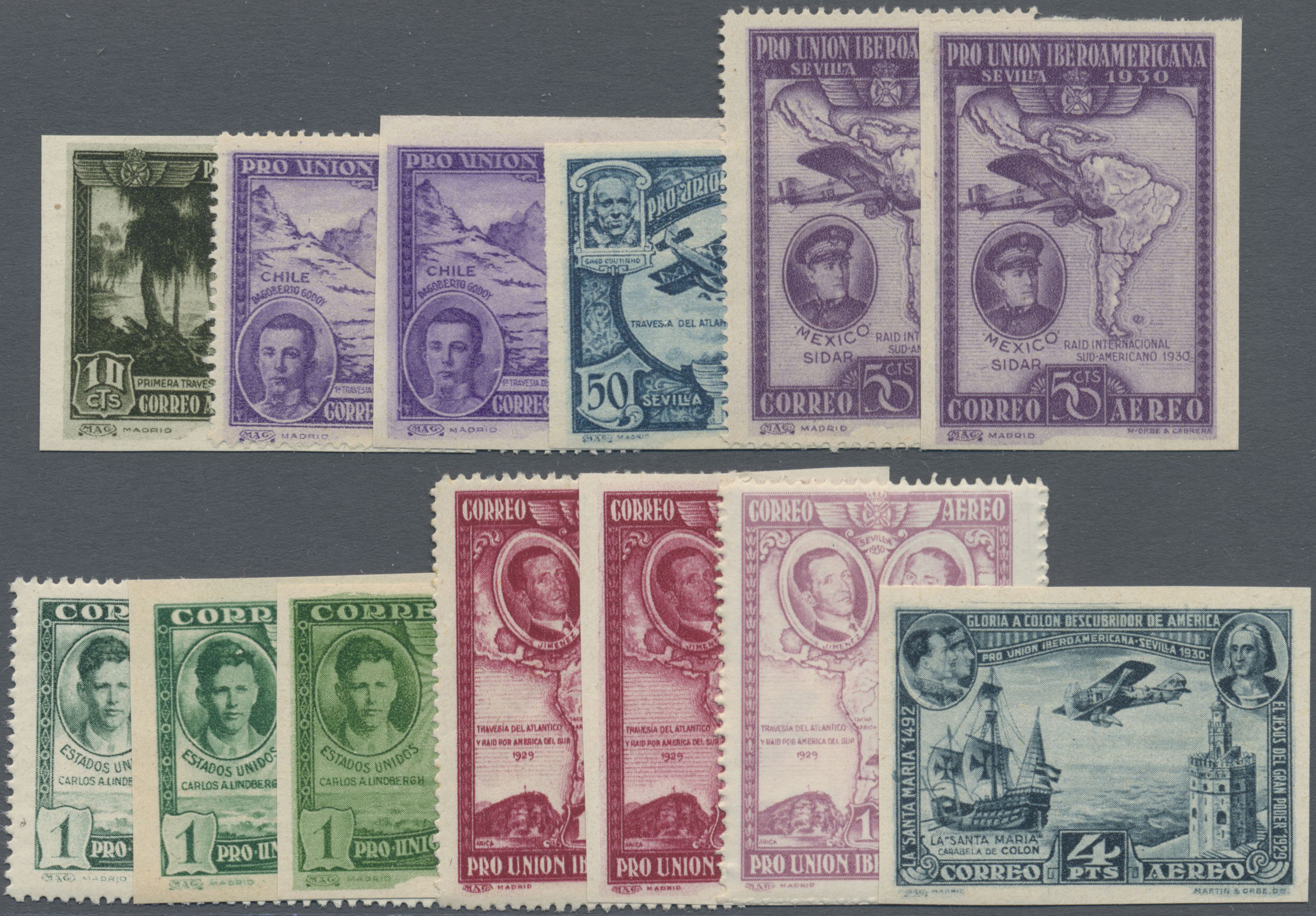 Lot 35059 - spanien  -  Auktionshaus Christoph Gärtner GmbH & Co. KG Sale #44 Collections Germany